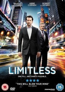 Limitless the movie, Modafinil